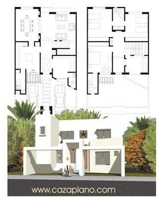 Arquitectura de casas proyectos de casas con planos de for Casas ideas y proyectos