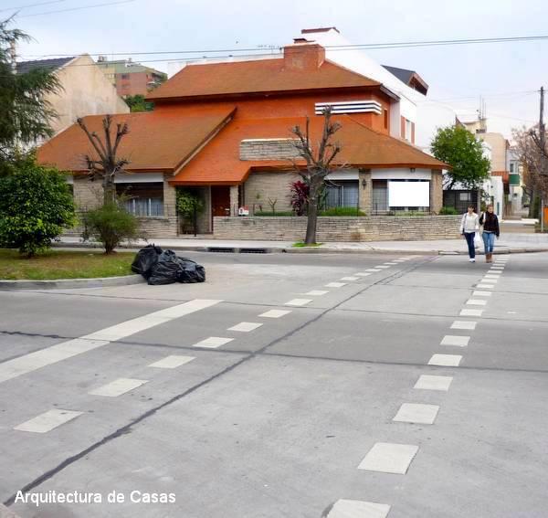 Chalet americano moderno tipo californiano en Buenos Aires