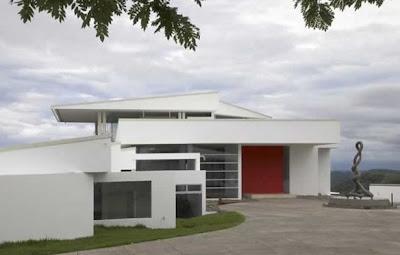 Casa Portas Novas moderna y de estilo Contemporáneo