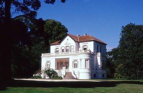 Casa principal de Estancia Dos Talas en Chascomús, Buenos Aires