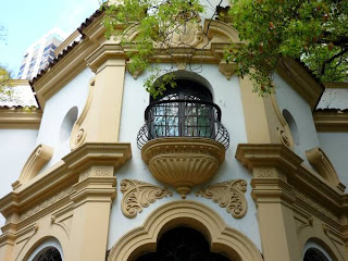 Balcon ornamentado