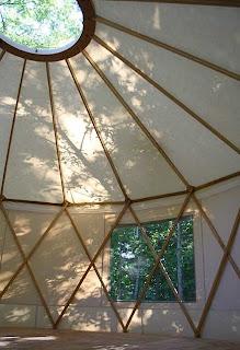 Estructura desde el interior