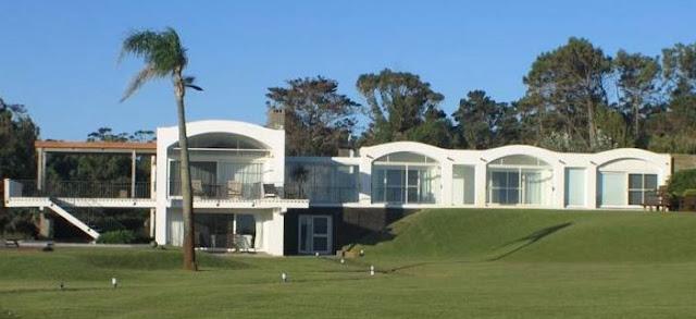Casa Berlingieri en Punta Ballena, Punta del Este, Uruguay