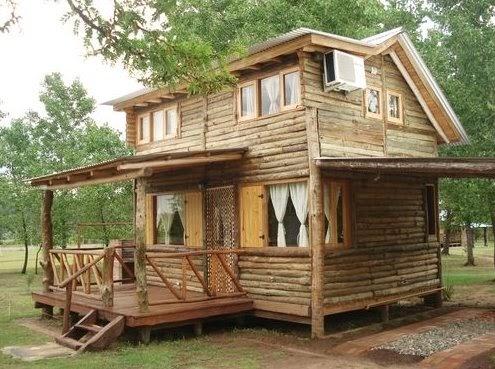 Arquitectura de casas caba as peque as r sticas tipo for Arquitectura casas pequenas