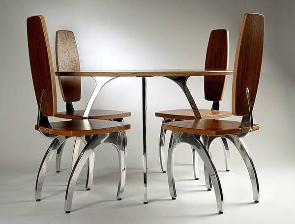 Amor de amistad mobiliario de comedor contempor neo for Mobiliario para comedor