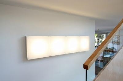 Paneles de luz difusa