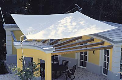 Parasol enrollable