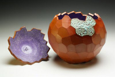 Jarra ceramica destapada
