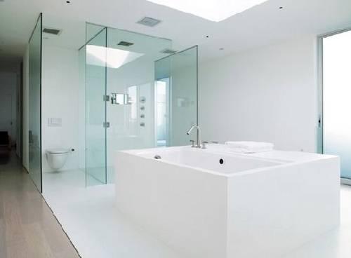 Arquitectura de casas departamentos modernos en san for Departamentos minimalistas
