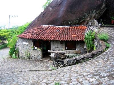 Casa histórica en Brasil