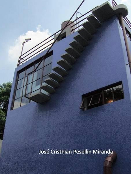 Obra de arquitectura Moderna mexicana