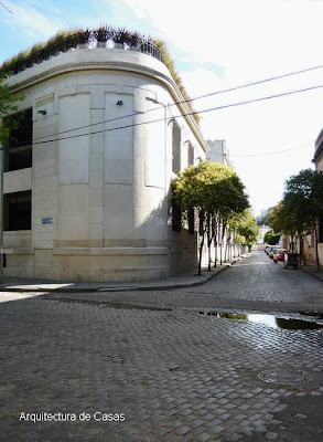 Esquina triangular
