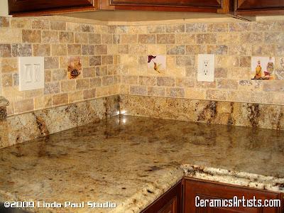 Arquitectura de casas: cocinas decoradas con azulejos