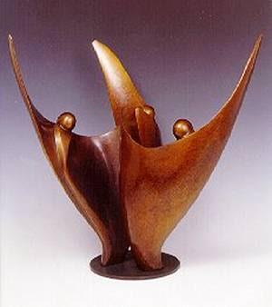 Escultura pequeña