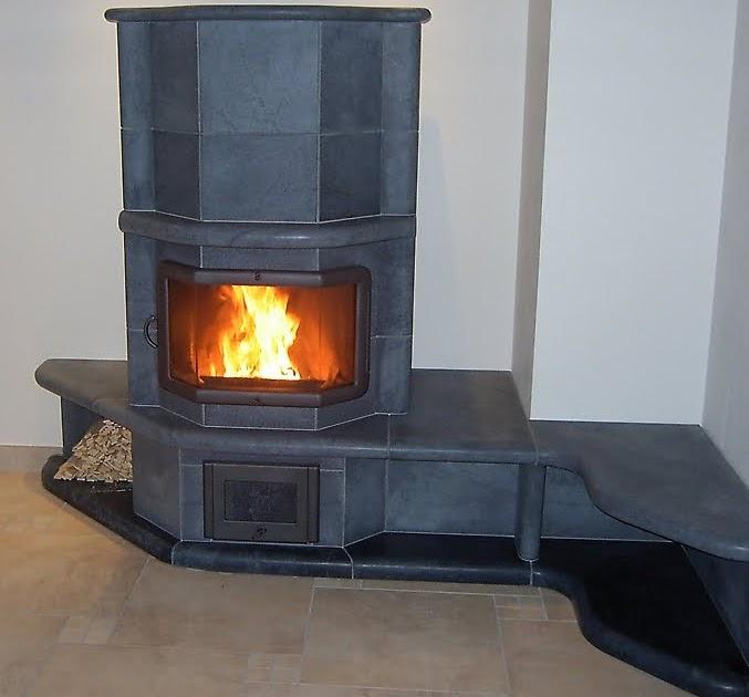 Arquitectura de casas estufas de piedra volc nica - Estufas para casa ...
