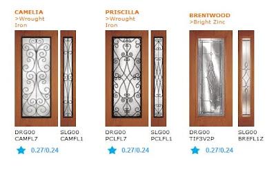 Puertas de fibra de vidrio