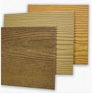 Arquitectura de casas siding de fibrocemento para viviendas - Laminas de madera ...