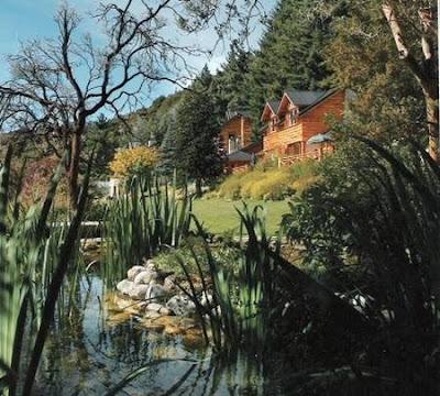 Jardines en Bariloche