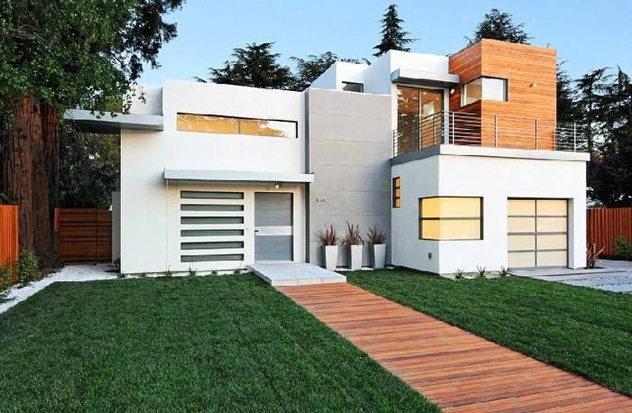 Arquitectura de casas casa contempor nea en palo alto de for Contemporanea sinonimo