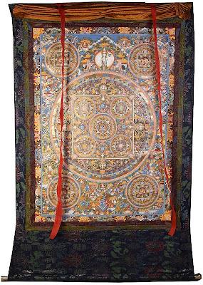 Pintura de Mandala