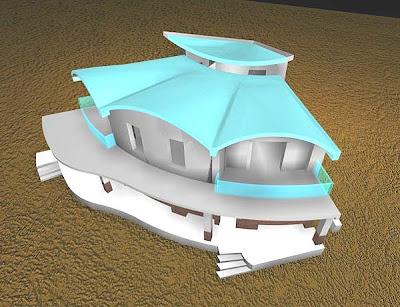 Casa diseño energia solar - Imagen Elmundo.es