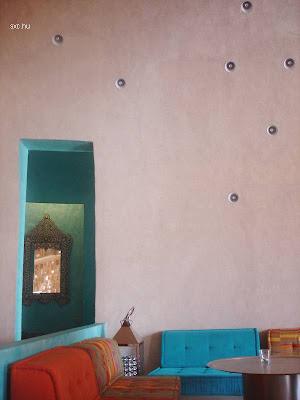 Diseño interior morisco
