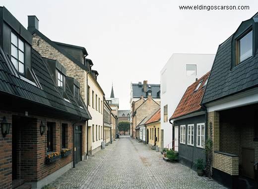 Casa Minimalista en Suecia