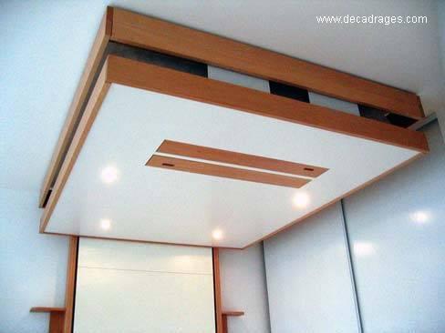 arquitectura de casas originales camas abatibles francesas. Black Bedroom Furniture Sets. Home Design Ideas