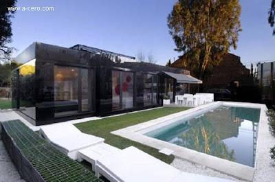Casa prefabricada y modular en España