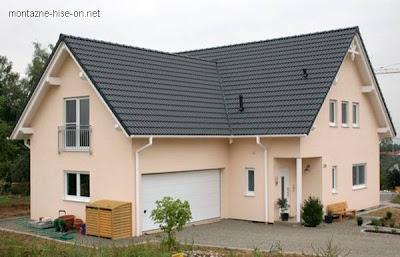 Casa prefabricada moderna de Europa
