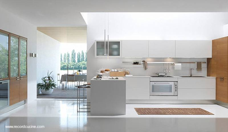 Arquitectura de casas dise os de cocinas italianas - Cocinas diseno italiano ...