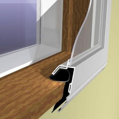 Ventana cerramientos exteriores