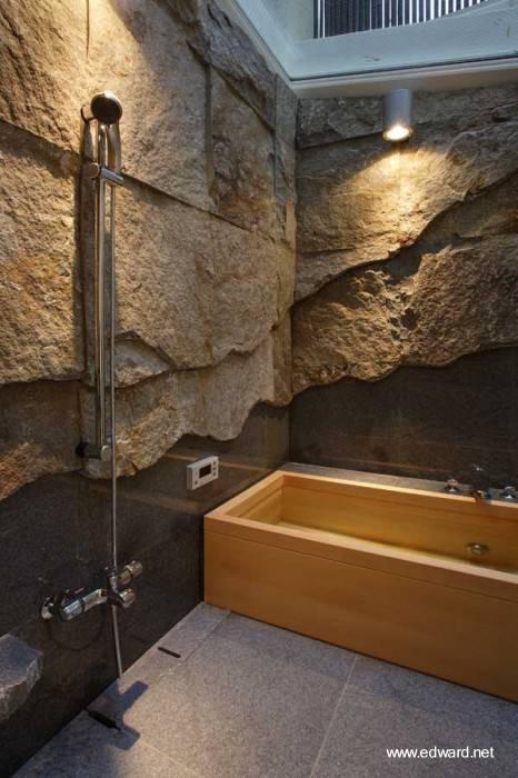 Baño Japones Tradicional:Arquitectura de Casas: Casa obra moderna japonesa