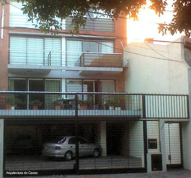 Viviendas en propiedad horizontal en un edificio residencial de la Ciudad de Buenos Aires