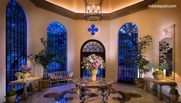 Arquitectura de casass decoraci n de una mansi n for Disenos de interiores de casas lujosas