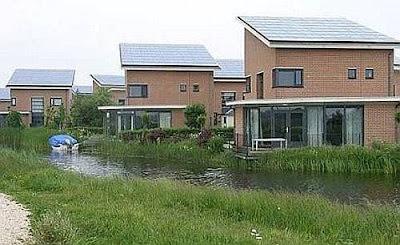 Urbanización en Holanda