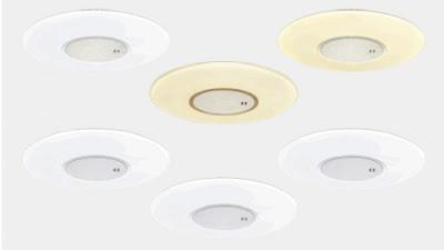 Luces de cielorraso LEDs