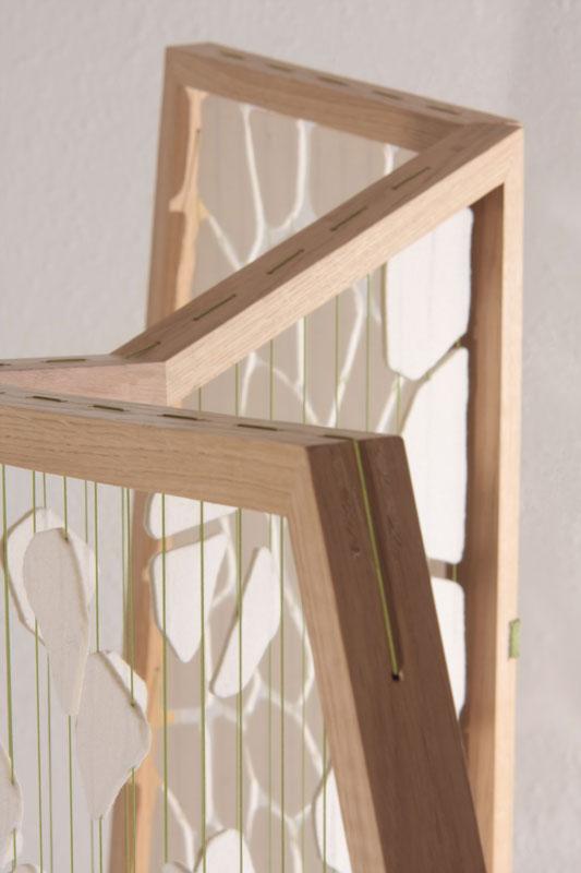 Arquitectura de casas biombo celular para decoraci n interior - Como hacer un biombo ...