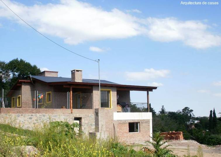 Arquitectura de casas casas de monta a con vista panor mica - Apartamentos de montana ...
