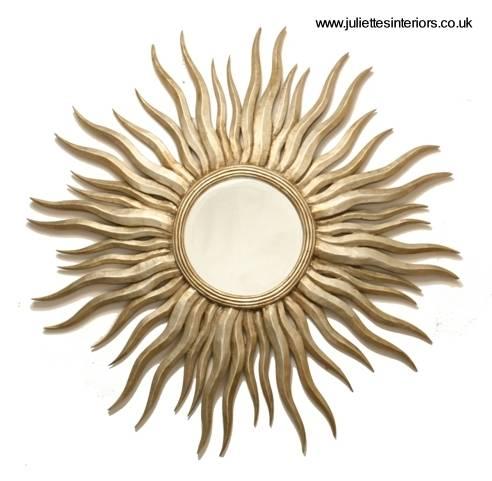 Arquitectura de casas espejos decorativos refinados para for Espejos decorativos dorados