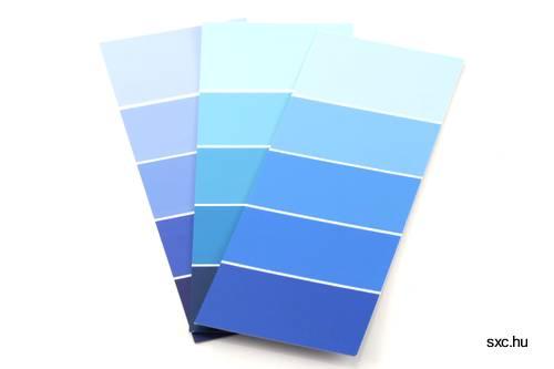 Arquitectura de casas colores de pinturas para casas - Colores azules para paredes ...