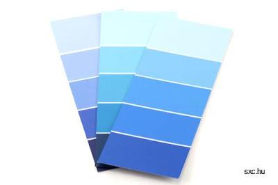 Paletas de tonos