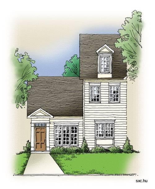 Arquitectura de casas cu l es el tama o ideal de una casa - Humedad ideal en casa ...