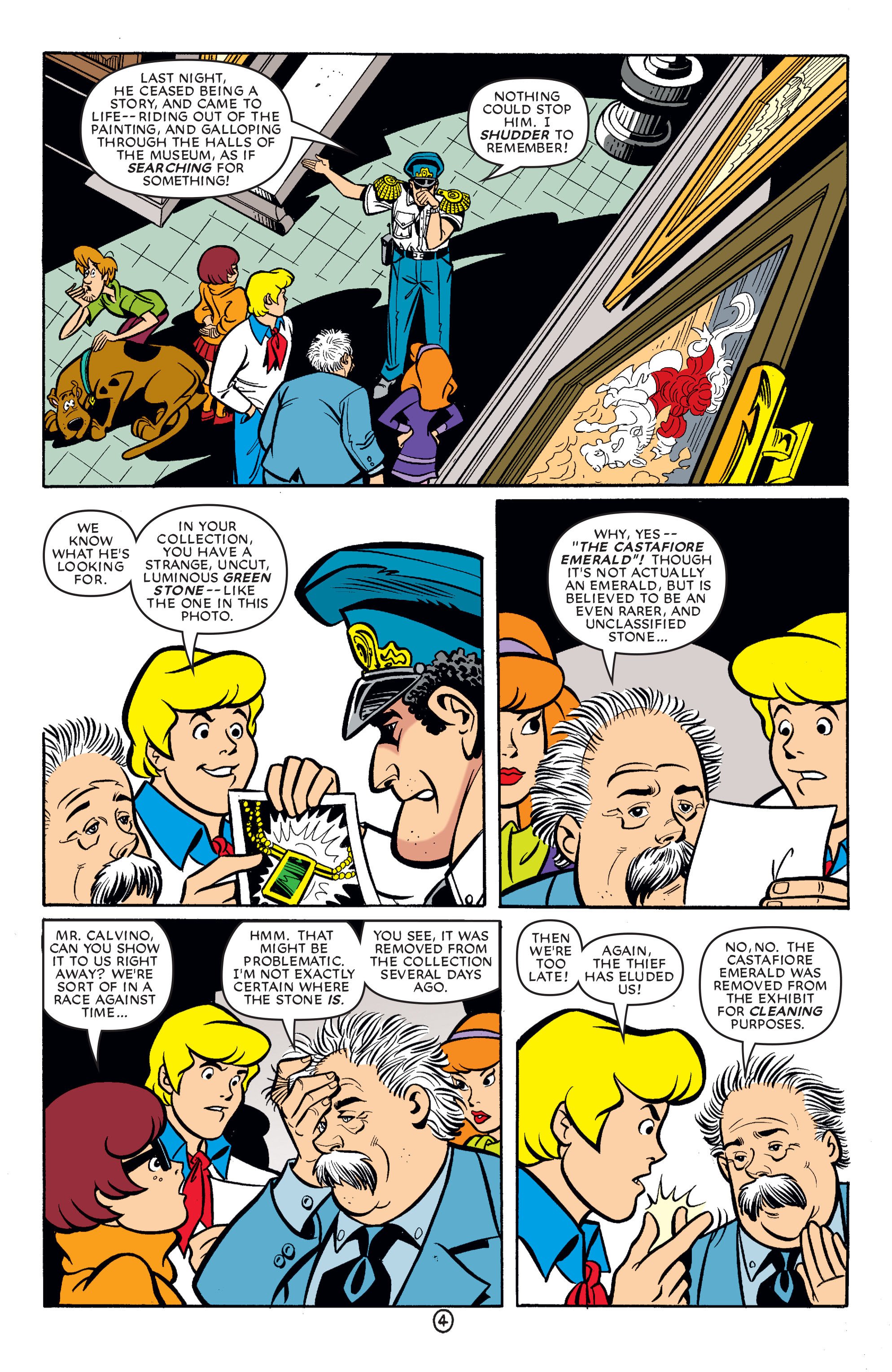 Read online Scooby-Doo (1997) comic -  Issue #61 - 15
