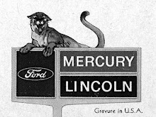 Mercucy Lincoln Cougar