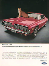 Mercury Ford Ad
