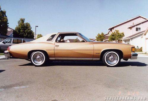 Pontiac Lemans Sport Coupe: 1977 LeMans