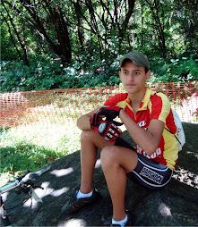 Álif Barbosa - Categoria Juvenil