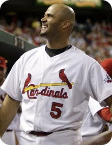 pujols Albert Pujols: Slow Down 10 Speed
