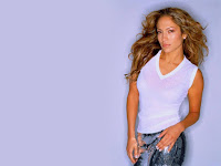Sexy Pop Singer Jennifer Lopez Wallpapers